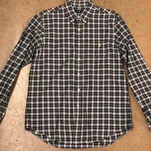Ralph Lauren Polo Classic Fit Mens Shirt.